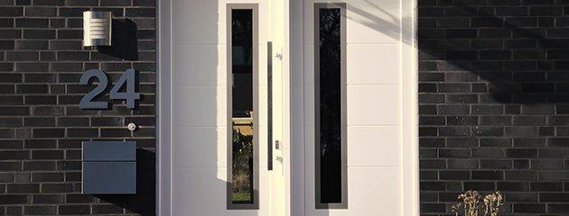 kunststof deuren Krommenie